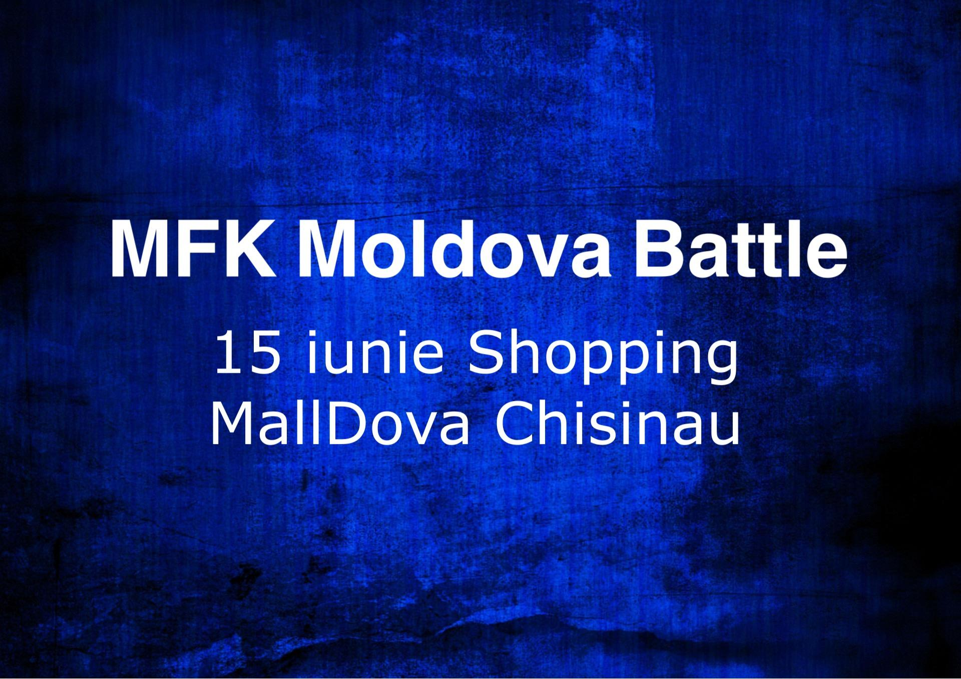 MFK Rep Moldova Battle